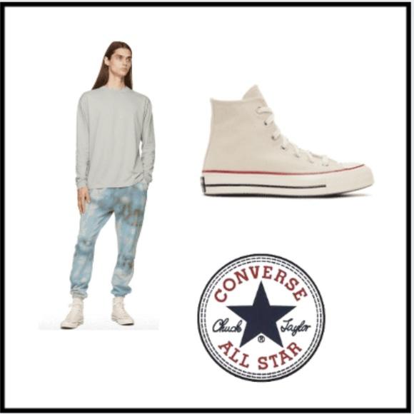 Chuck TaylorOff-White Chuck 70 High Sneakers